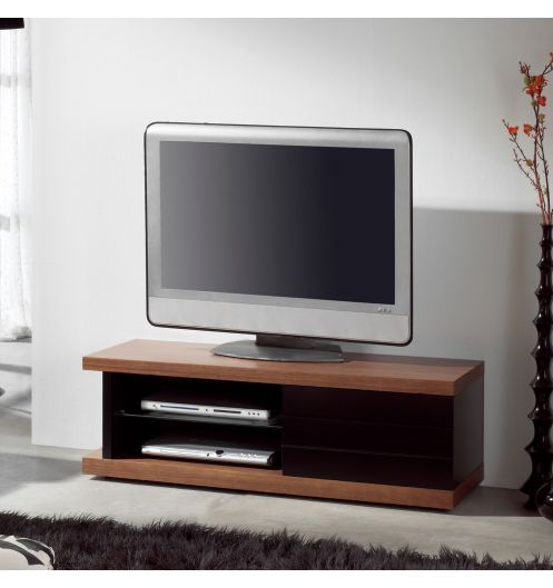 meuble tv ikea noir laque maison design. Black Bedroom Furniture Sets. Home Design Ideas