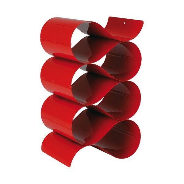 Accessoire de cuisine rouge barre murale ustensiles de for Accessoire deco rouge