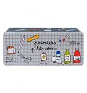 """Boite pharmacie """"Petits soins"""" Derrière la porte"""