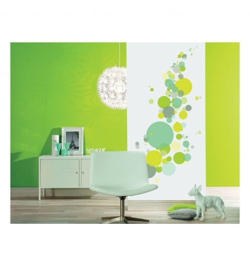 stickers muraux vert stickers chambre. Black Bedroom Furniture Sets. Home Design Ideas