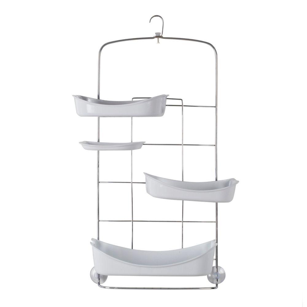 charmant rangement gel douche 9 un grand espace de rangement pour le shampoing le gel douche. Black Bedroom Furniture Sets. Home Design Ideas