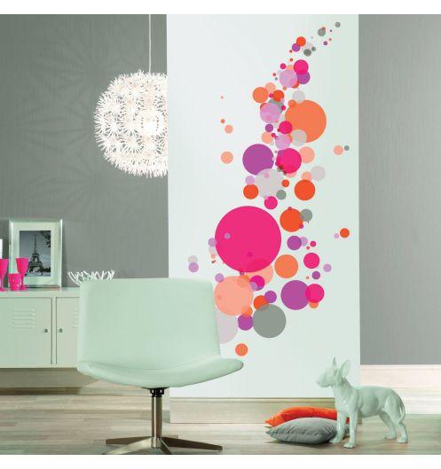 stickers muraux salon stickers deco rose. Black Bedroom Furniture Sets. Home Design Ideas