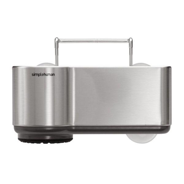 Porte ponge simplehuman gm cuisine - Porte eponge et produit vaisselle ...