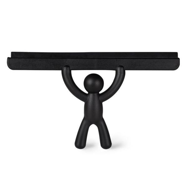 raclette douche buddy noir accessoires salle de bain. Black Bedroom Furniture Sets. Home Design Ideas