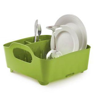 Egouttoir vaisselle Tub vert Umbra