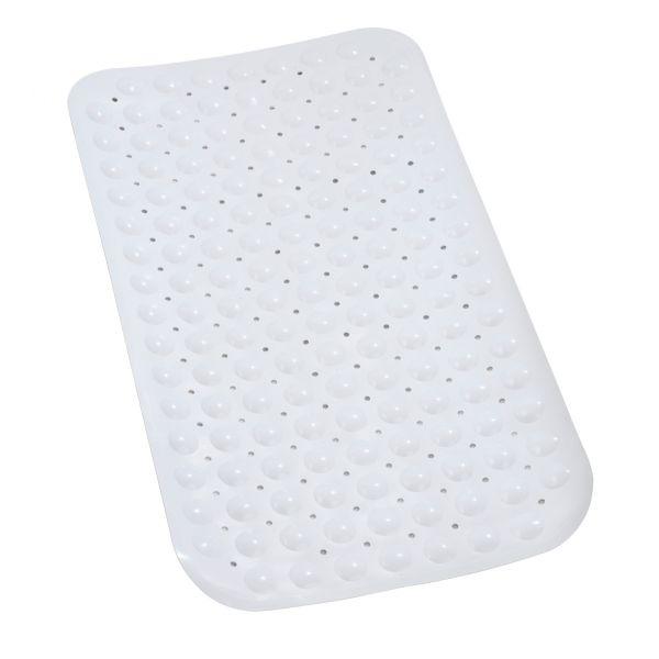 tapis de baignoire blanc tapis de bain antid rapant. Black Bedroom Furniture Sets. Home Design Ideas