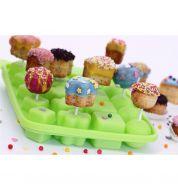 Moule à cake pops multiformes