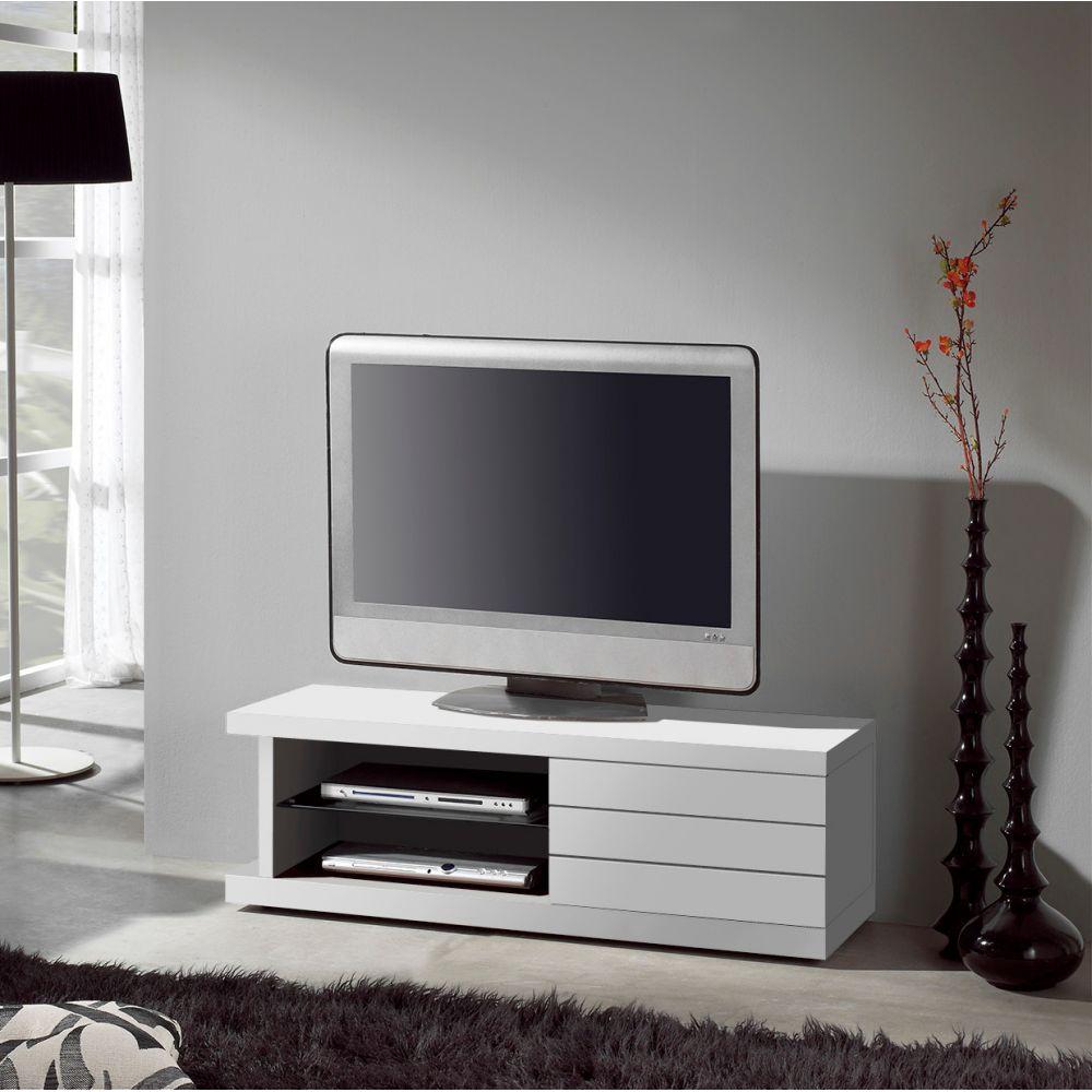 Meuble Tv Meuble T L Vision Salon Mobilier Deco Et Saveurs # Meuble Tv Ordinateur