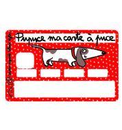 Sticker CB Valérie Nylin pupuce