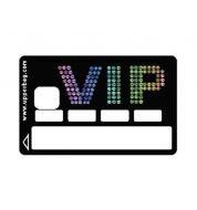 Sticker carte bancaire VIP