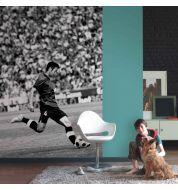 Décor mural XXL Soccer non tissé
