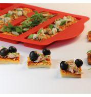 Moule à pizza en silicone Yoko design