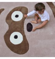 Tapis enfant Ratournet Art for kids 110x160 cm