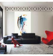 Décor mural numérique Abstract non tissé