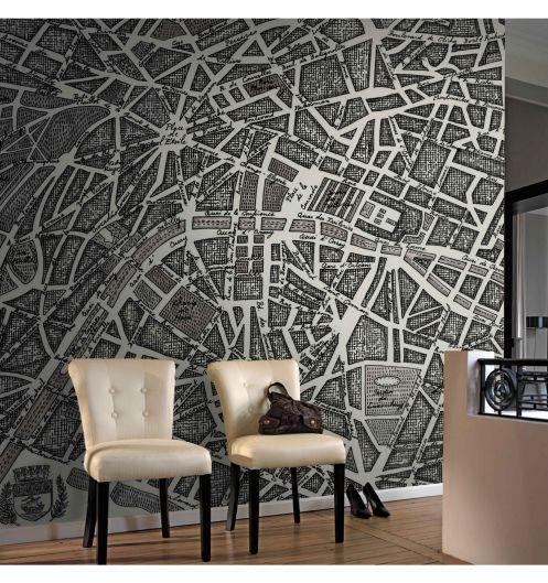 d cor mural num rique d co murale. Black Bedroom Furniture Sets. Home Design Ideas