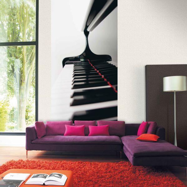 d cor mural num rique toile panoramique. Black Bedroom Furniture Sets. Home Design Ideas
