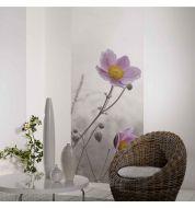 Décor mural numérique Fleur photo non tissée