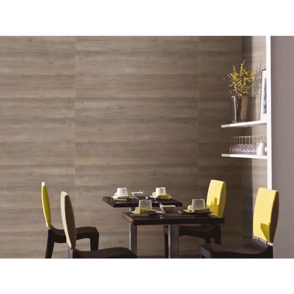 d cor mural num rique panorama bois. Black Bedroom Furniture Sets. Home Design Ideas