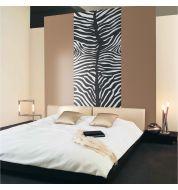 Décor mural numérique Zebra non tissé
