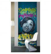 Décor mural numérique Street Art non tissé