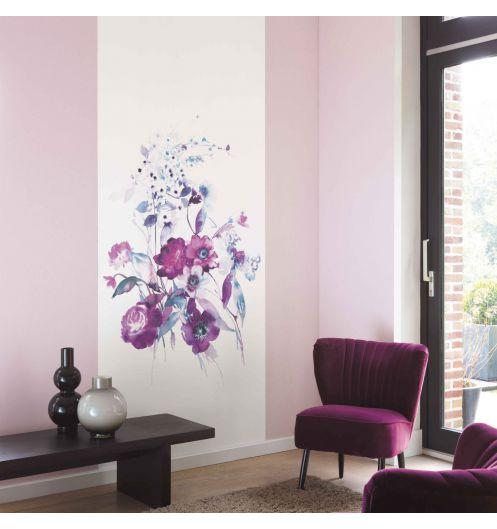 d cor mural num rique d cor panoramique. Black Bedroom Furniture Sets. Home Design Ideas