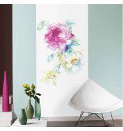 Décor mural numérique Romantic garden non tissé