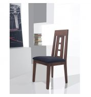 Chaise salle à manger bois de hêtre (x2)