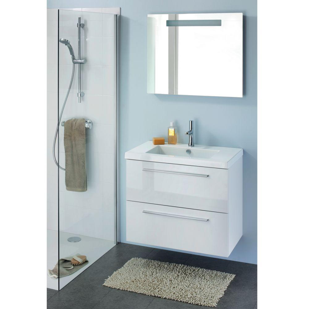 meuble vasque salle de bain - mobilier - Meuble Evier Salle De Bain
