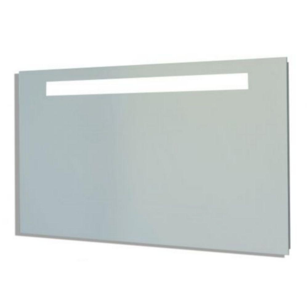 Beautiful Miroir Salle De Bain 120 Cm #9: Miroir LED Reflet Sens (120cm)