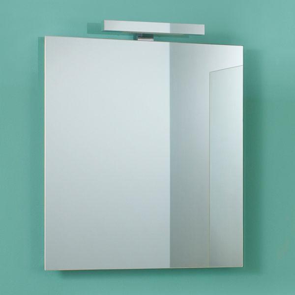 Meuble vasque sanijura for Meuble salle de bain avec miroir