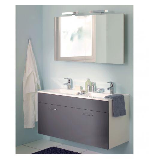 Mobilier salle de bain sanijura for Ensemble vasque et meuble salle de bain