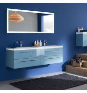 Miroir salle de bain Led LUZ Sanijura