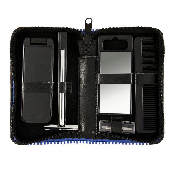 trousse de toilette avec accessoires trousse de toilette pour homme. Black Bedroom Furniture Sets. Home Design Ideas