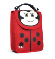 Sac isotherme repas  Enfant Coccinelle Big Apple Buddies BUILT