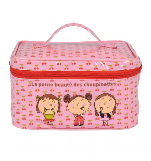 trousse de toilette fille vanity enfant derri 232 re la porte