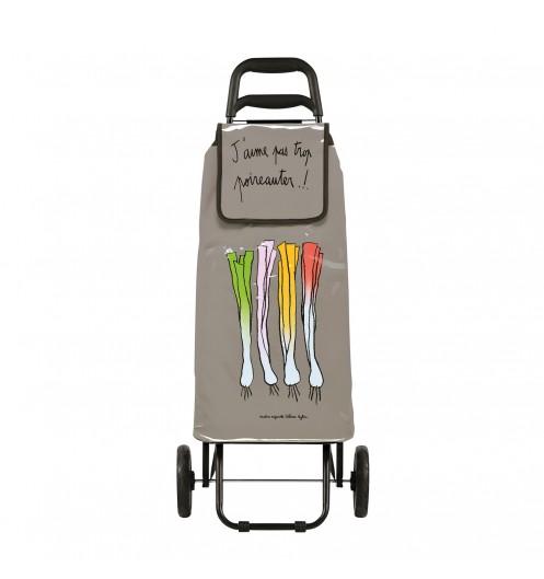 pousette de march poireaux originale chariot de marche. Black Bedroom Furniture Sets. Home Design Ideas