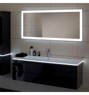 Miroir salle de bain Led LUZ Sanijura 80 cm