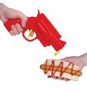 Distributeur de sauces Pistolet Mustard