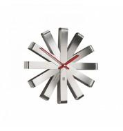 Horloge rubans en acier Umbra