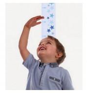Stickers Toise Etoile Bleue