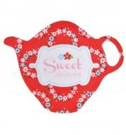 Repose sachet de thé Sweet Delice rouge DLP