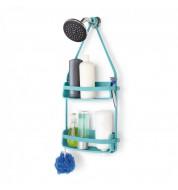 Etagère de douche bleue Umbra