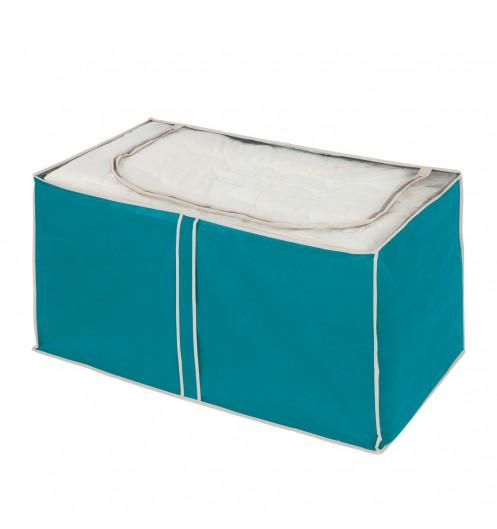 housse de rangement bicolore boite rangement v tement. Black Bedroom Furniture Sets. Home Design Ideas