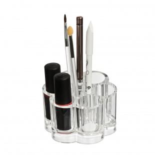 Boite rangement maquillage ronde Wenko