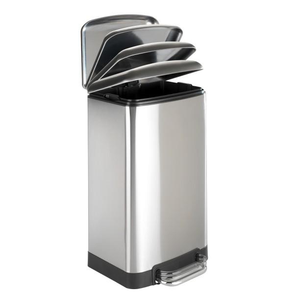 poubelle cuisine p dale poubelle de cuisine inox