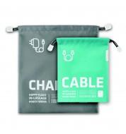 Housses de rangement câbles et chargeurs Alife Design