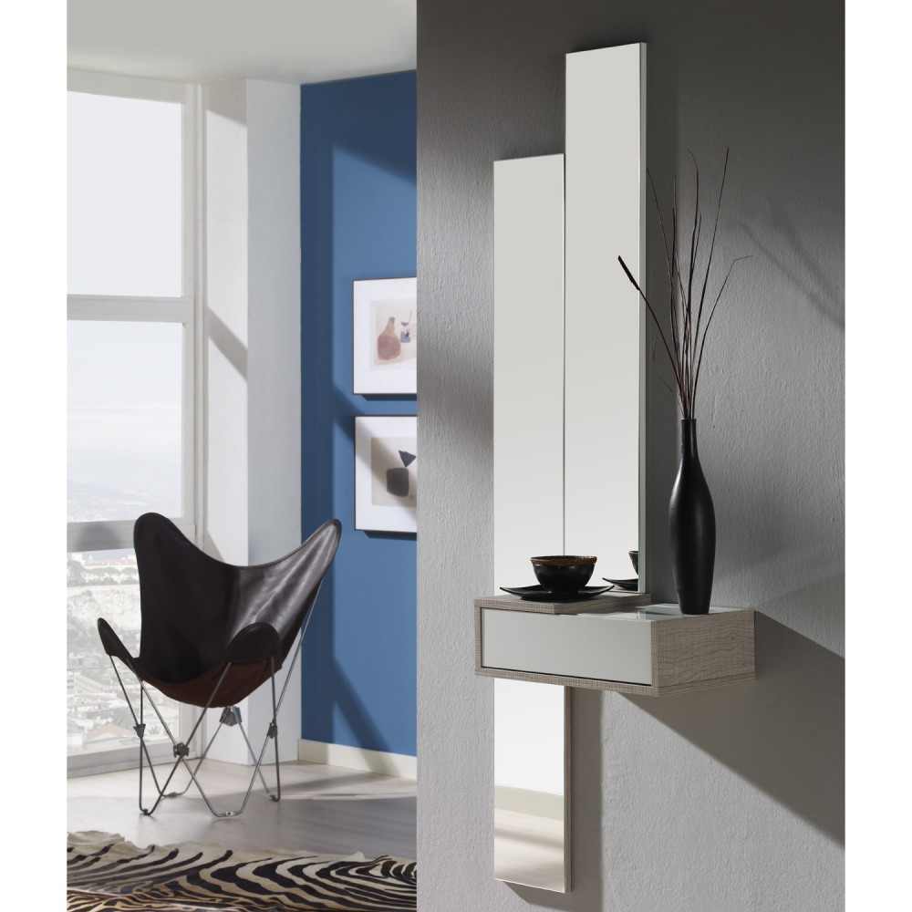 miroir pour entree fashion designs. Black Bedroom Furniture Sets. Home Design Ideas