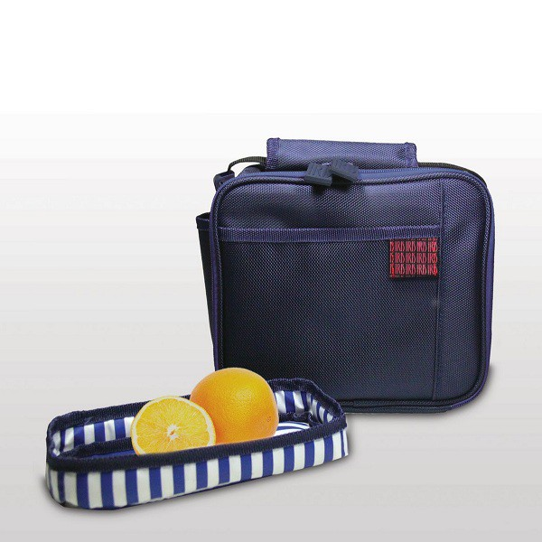 Sac isotherme repas avec lunch box sac lunch garni iris - Sac lunch box isotherme ...