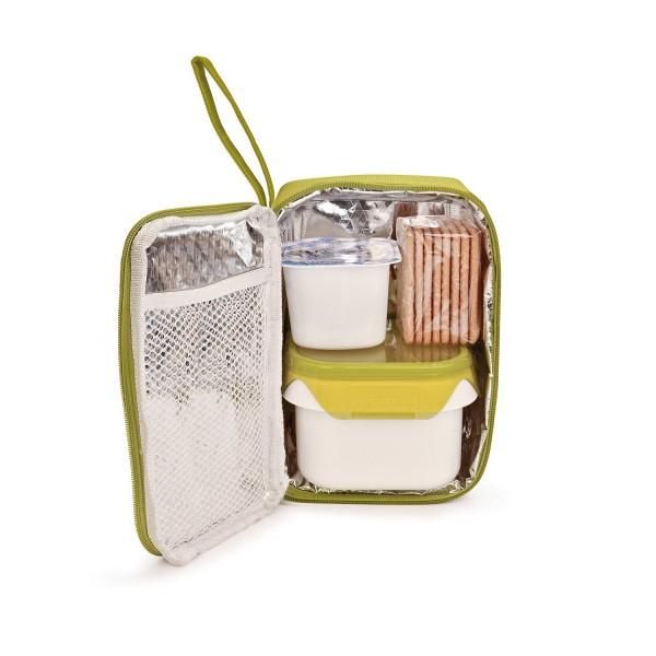 lunch box b b verte iris. Black Bedroom Furniture Sets. Home Design Ideas