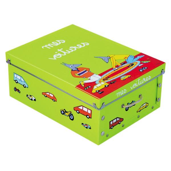 Boite rangement gar on jouets boite rangement incidence - Boite rangement incidence ...